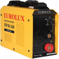 Инвертор сварочный Eurolux IWM-190